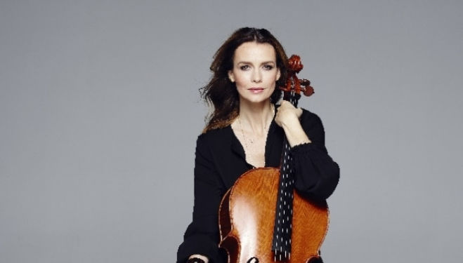 Saffron Burrows interview: we talked to the Mozart in the Jungle star
