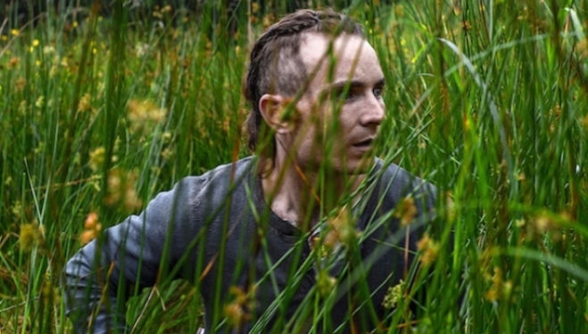 Martin McCann, The Survivalist film still