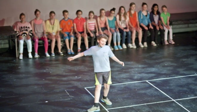 Theatrical Workshops 2016: Unicorn Theatre: Play in a Week