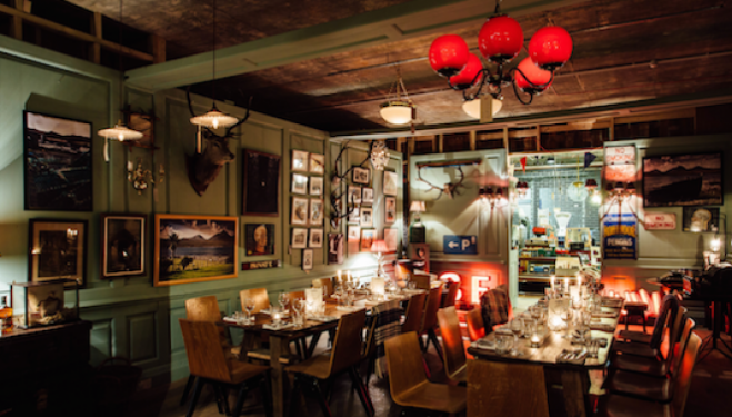 The Ropewalk review, Disappearing Dining Club, Maltby Street Market