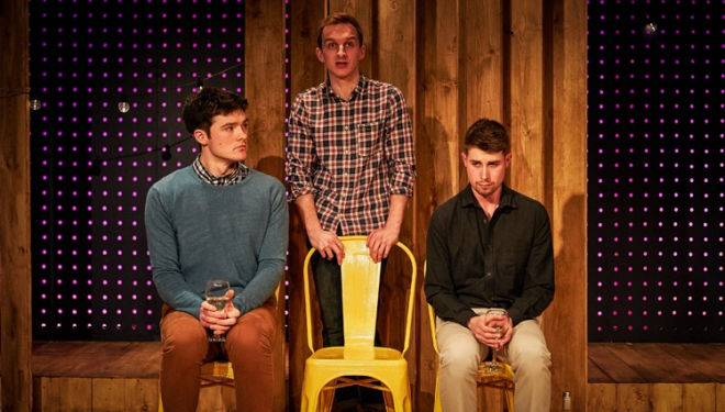 Four Play, Theatre 503 review