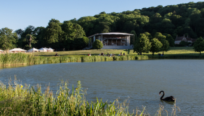 Garsington Opera in Wormsley - Credit Clive Barda