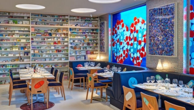 Damien Hirst restaurant: Pharmacy 2 launches late night happy hour