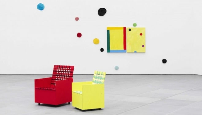 ​Mary Heilmann, Whitechapel Gallery