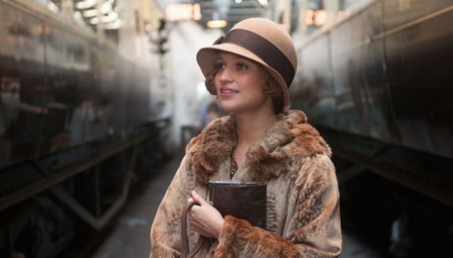 Film Still, Alicia Vikander, The Danish Girl, winner of Best Supporting Actress