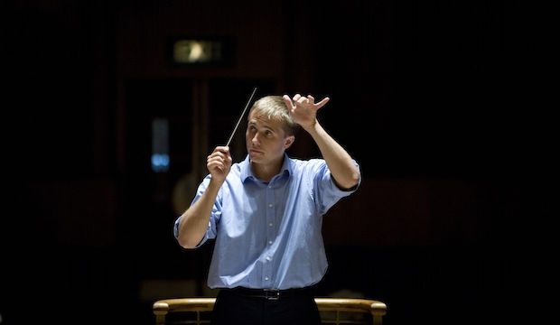 Vasily Petrenko conducts Mahler, Royal Albert Hall