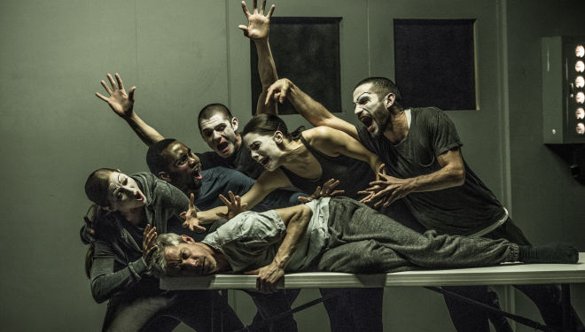 Pite and Young's masterpiece Betroffenheit returns