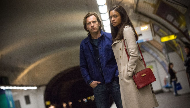 Ewan McGregor and Naomie Harris in Our Kind of Traitor, Photograph: Thinkjam