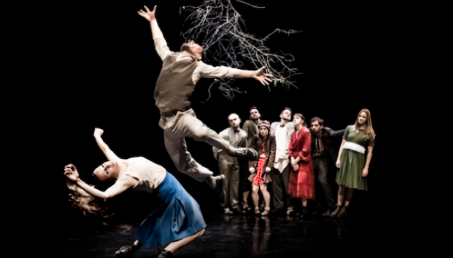 The Place: London's boldest dance theatre