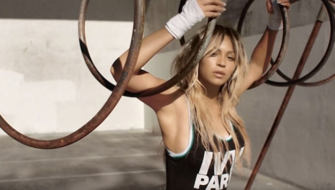 Beyoncé launches new activewear range