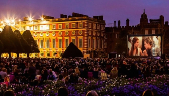 The Luna Cinema London: Open Air Cinema Season 2017