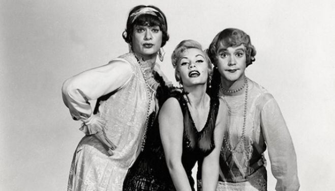 Edible Cinema: Some Like it Hot