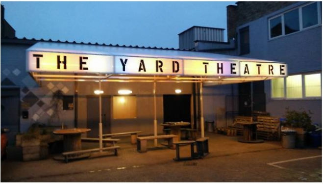 NOW 16, The Yard Theatre