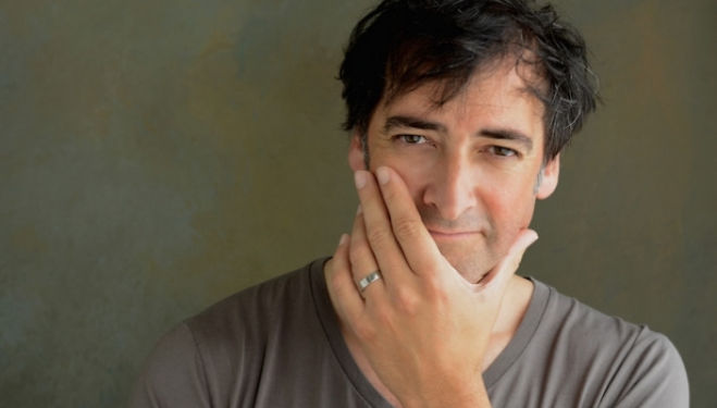 Alistair McGowan, photo courtesy of BBC Pictures