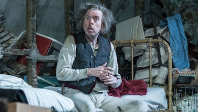 The Caretaker, Old Vic review