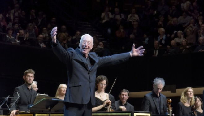 William Christie, photo credit Pascal Gely