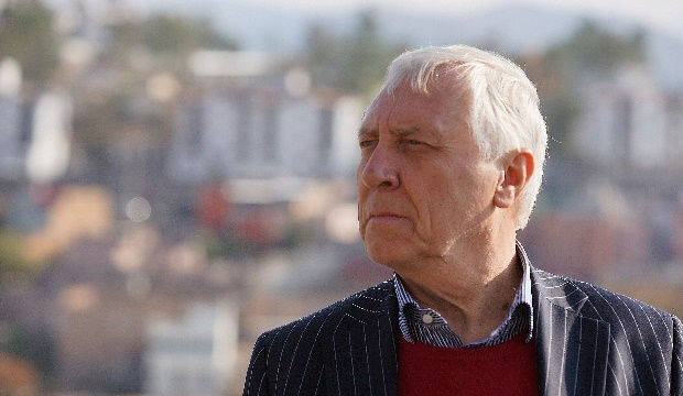 Eisenstein in Guanajuato: Peter Greenaway interview