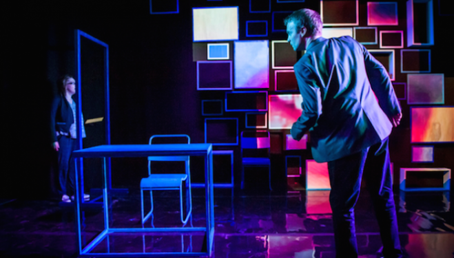 Darknet, Southwark Playhouse review