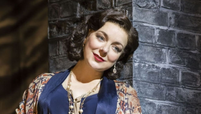 Sheridan Smith, Funny Girl, Savoy Theatre: photo by Johan Persson