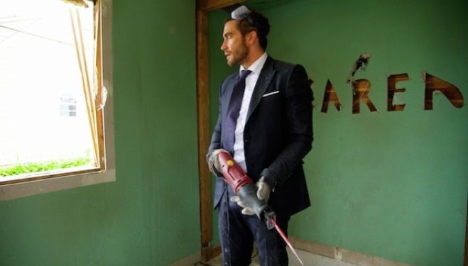 Jake Gyllenhaal in Demolition, photo courtesy of Fox Searchlight Pictures