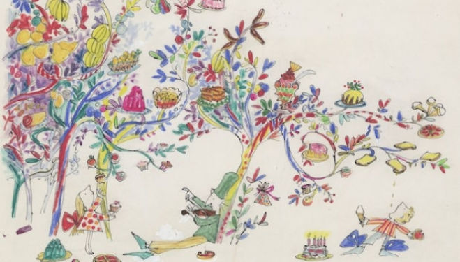 The Quentin Blake Gallery, House of Illustration