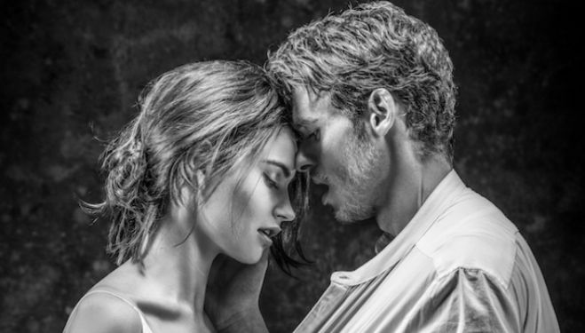 Lily James and Richard Madden: Romeo and Juliet, photo by Johan Persson