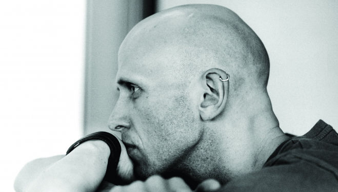 Wayne McGregor photo Nick Meade