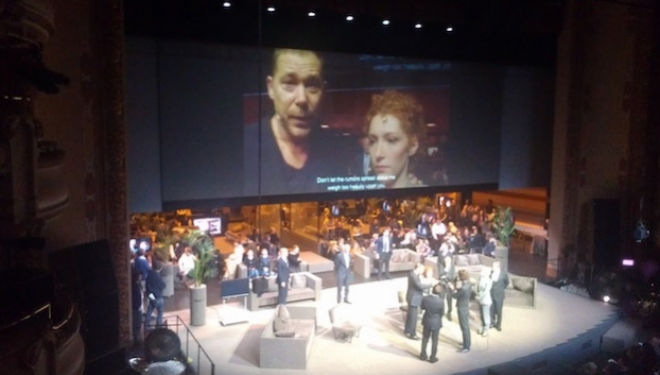 Roman Tragedies returns to the Barbican