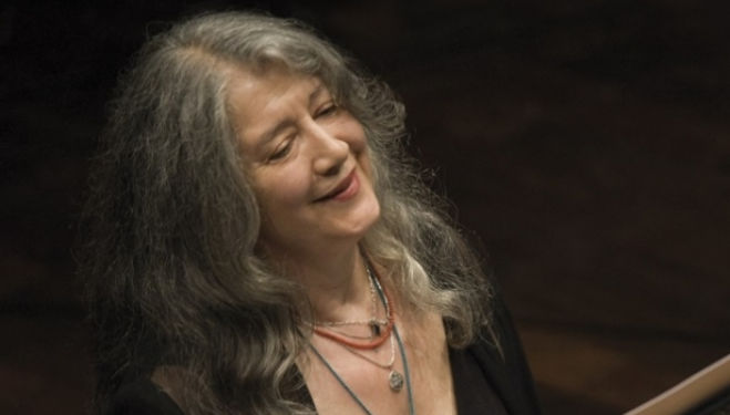 Martha Argerich piano; Alberto Portugheis piano, 75th Birthday Concert, Wigmore Hall