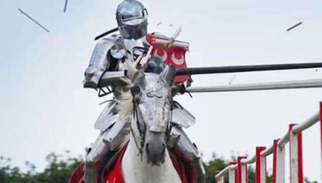 Grand Medieval Joust, Eltham Palace and Gardens
