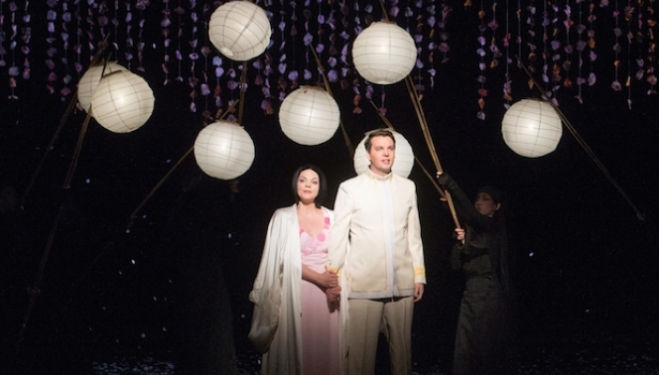 Madam Butterfly, English National Opera
