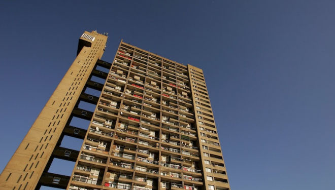 Immersive theatre tours of Trellick Tower