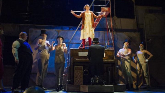 The Threepenny Opera review