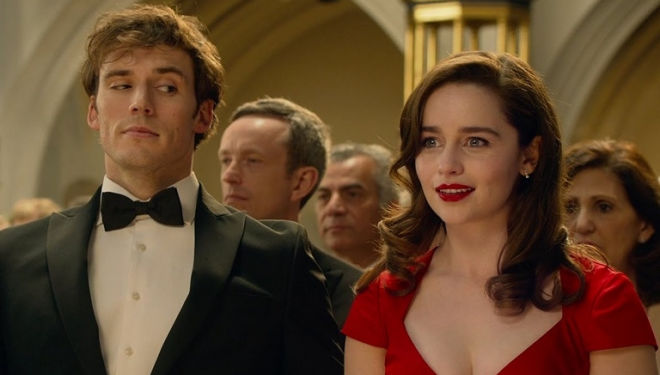 Me and You: Emilia Clarke, Sam Claflin star