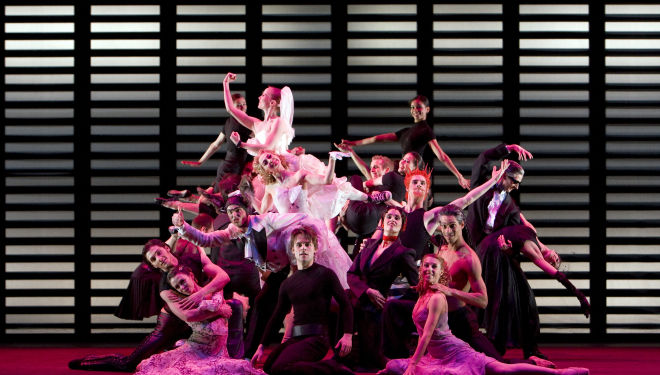 Birmingham Royal Ballet: the Shakespeare Programme
