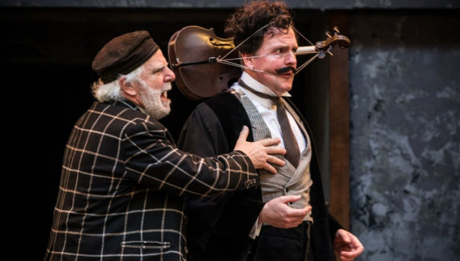 The Taming of the Shrew, The Globe review