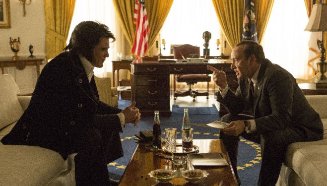 Elvis & Nixon, Photograph: Entertainment One