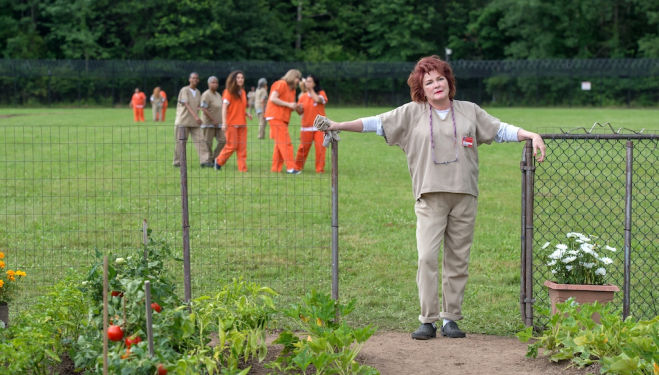 Orange is the New Black series 4 review; photo courtesy of Netflix