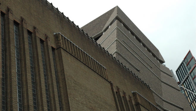 New Tate Modern Architecture photo by Eleonore Dresch