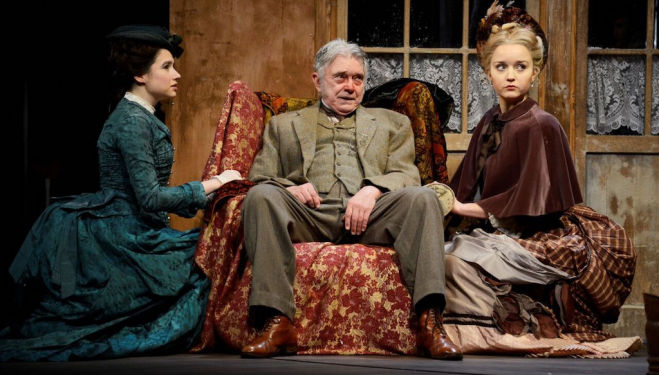 Hobson's Choice, Vaudeville Theatre review