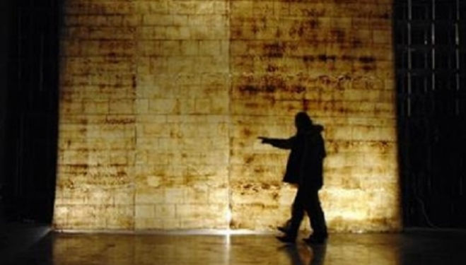 The Ethics of Dust, latex installation, Westminster Hall