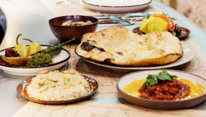 Our favourite new Covent Garden restaurant: The Barbary review