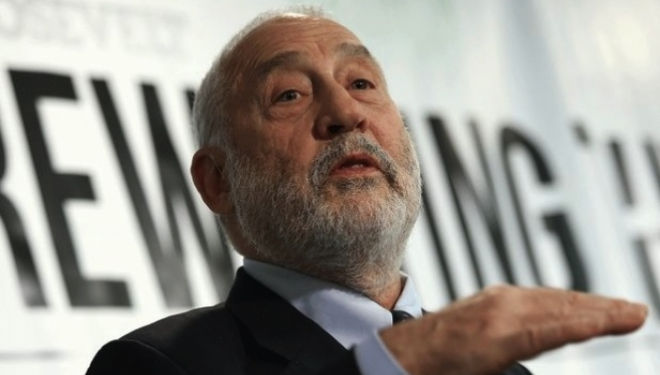 Joseph Stiglitz (Photo credit: Getty)