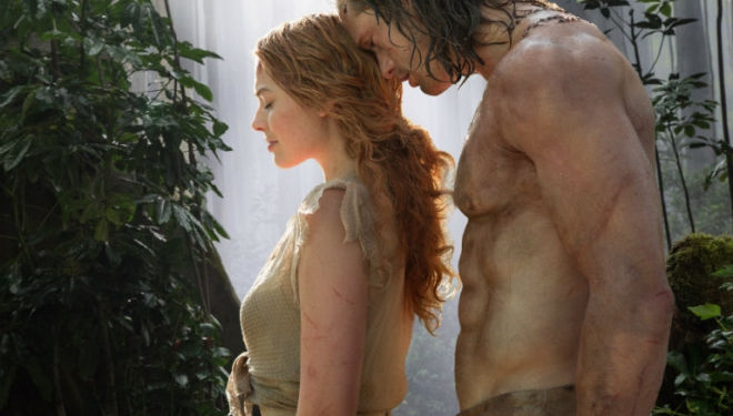The Legend of Tarzan: we talk to Margot Robbie, Alexander Skarsgård and director David Yates