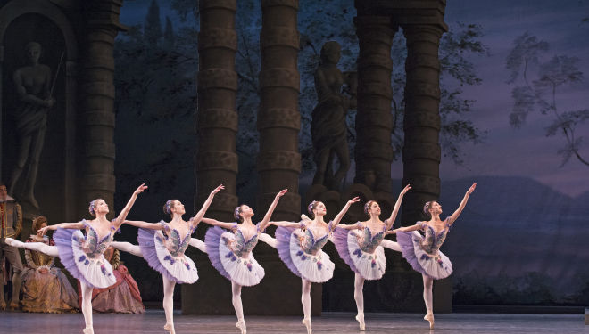 The Royal Ballet's Sleeping Beauty