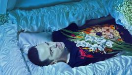 Hamlet, Almeida: Andrew Scott photographed by Miles Aldridge