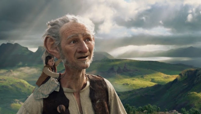 The BFG film review
