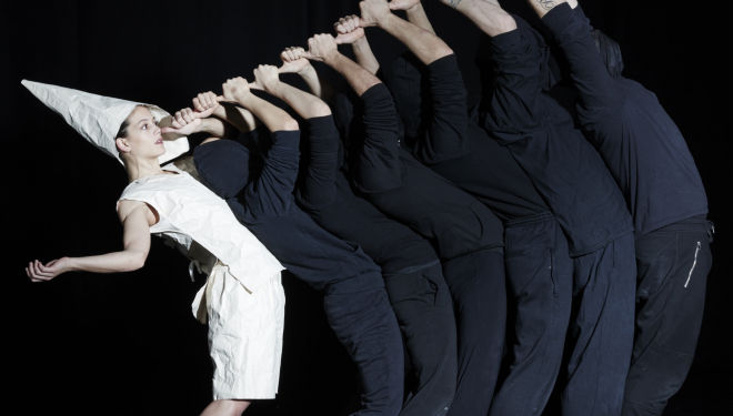 Israeli choreographer takes Pinocchio out of the box