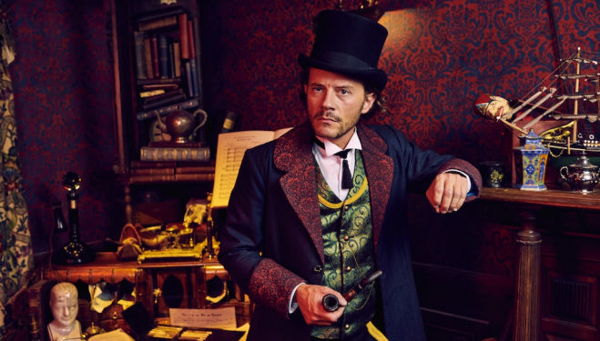 Madame Tussauds: Game's Afoot immersive theatre show