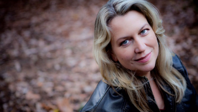 London Cheryl Strayed talk